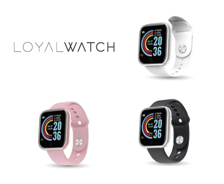 smartwatch colores