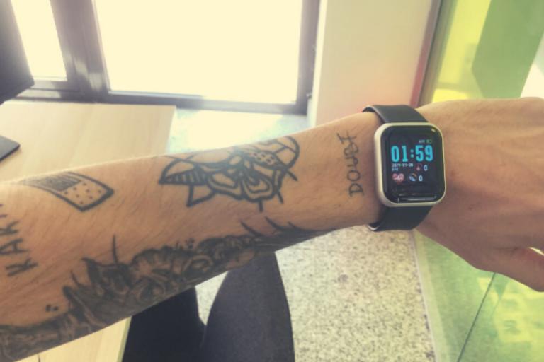 El Smartwatch que podría salvarte la vida algún día