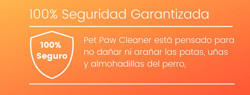 limpiar patas perro