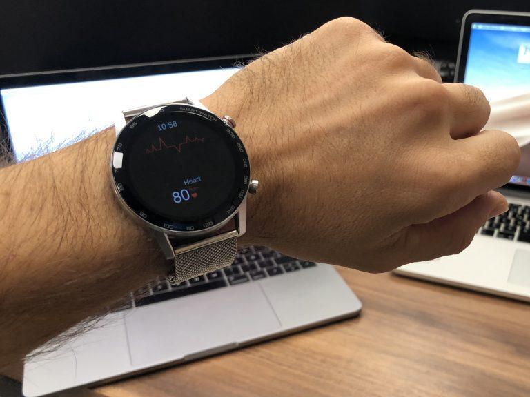 ¡Bienvenidos a la salud del futuro! WT2, el smartwatch que cuida de tí.