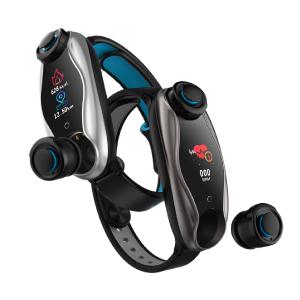 pulsera y auriculares