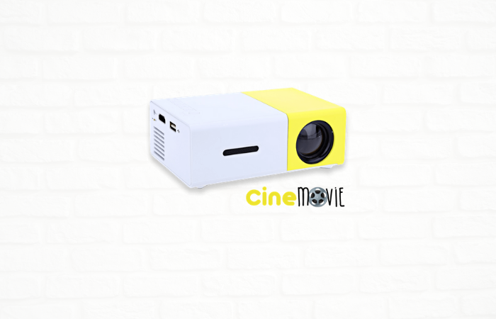 Discover the device with which you can enjoy the cinema anywhere, anytime