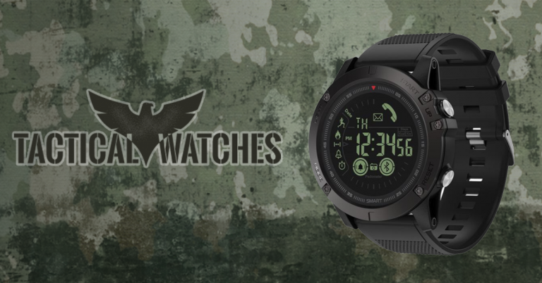 The tactical watch that is causing a sensation online