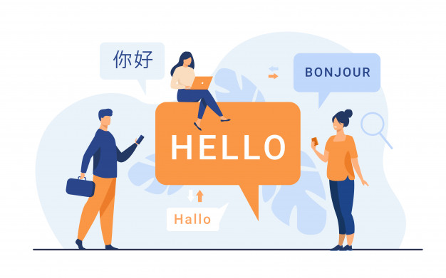 Say Goodbye to the Languages Barriers! Now, you can speak to anyone in the world.