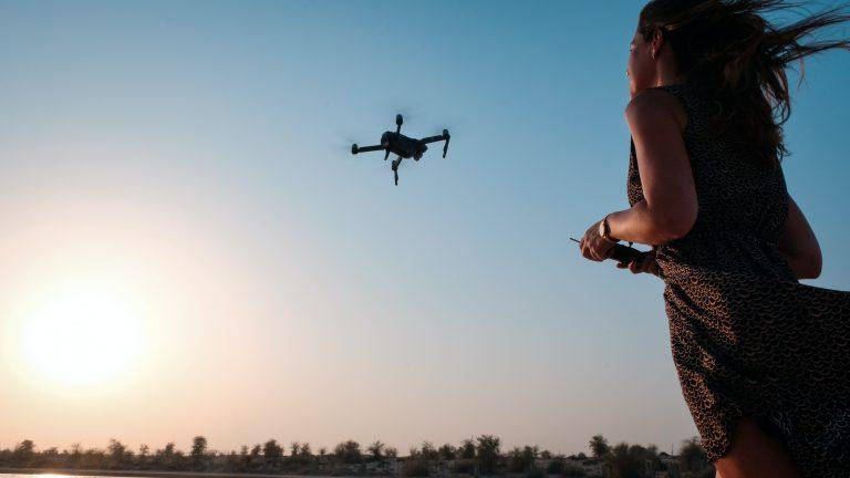 El dron todoterreno que se mueve por cualquier superficie